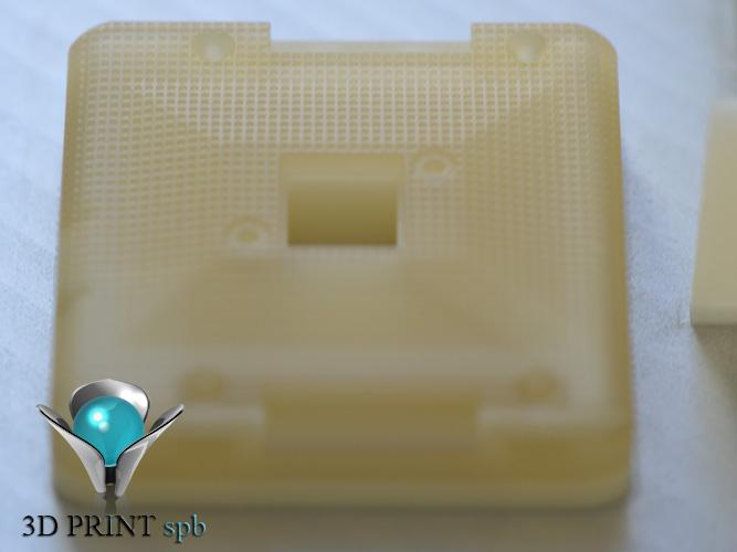 3D печать, быстрое прототипирование, Изготовление корпусов, изготовление деталей, 3Д конструирование