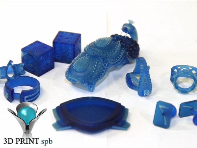 3D печать, быстрое прототипирование, изготовление корпусов, изготовление мастер моделей, мастер модель для литья в силикон