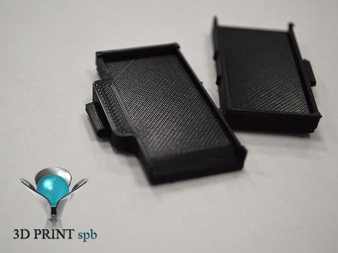 3d печать АБС пластика и PLA
