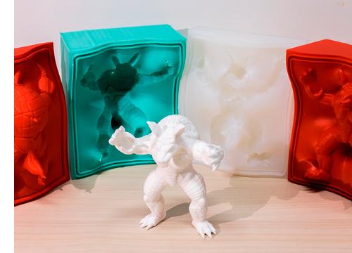 Все о литье пластмасс и пластиков в силиконовые формы, изготовление силиконовых  форм